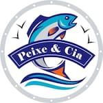 Logotipo Peixe e Cia