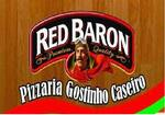 Logotipo Pizzaria Red Baron