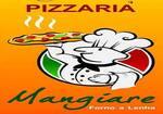 Logotipo Pizzaria Mangiare