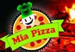 Logotipo Mia Pizza