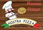 Logotipo Nostra Pizza