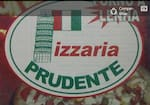 Logotipo Pizzaria Prudente Jundiaí