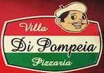 Logotipo Pizzaria Vila Di Pompeia