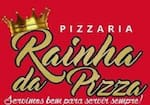 Logotipo Rainha da Pizza Pizzaria e Esfiharia