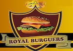 Logotipo Royal Burguers