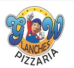 Logotipo Pizzaria Gwlanches e Refeições