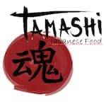 Logotipo Tamashi Japanese Food