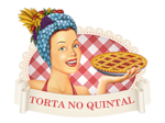 Logotipo Torta no Quintal