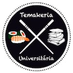 Logotipo Temakeria Universitária